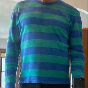 Men's size XL Armani exchange long sleeve  shirt